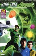 Star Trek Green Lantern (2015 IDW) 1SDCCA