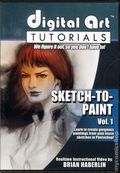 Digital Art Tutorials: Sketch to Paint DVD (2015 Image) ITEM#1