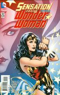 Sensation Comics Featuring Wonder Woman (2014) 12