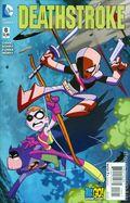 Deathstroke (2014 DC 2nd Series) 8B