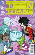 Teen Titans (2014 5th Series) 10B