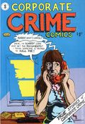 Corporate Crime Comics (1977 Kitchen Sink) #1, 3rd Printing