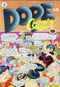 Dope Comix (1978) #3, 2nd Printing