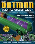 Batman Automobilia: The Definitive Collection of Batman Vehicles (2013- Eaglemoss) Figurine and Magazine #60