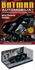 Batman Automobilia: The Definitive Collection of Batman Vehicles (2013- Eaglemoss) Figurine and Magazine #61