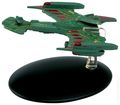 Star Trek The Official Starship Collection (2013 Eaglemoss) Magazine and Figure #047