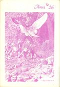 Amra (1959) fanzine Vol. 2 #26