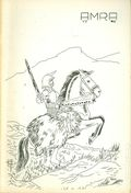 Amra (1959) fanzine Vol. 2 #8