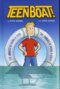 Teen Boat HC (2012 Clarion Books) 1-1ST