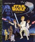 Star Wars A New Hope HC (2015 A Little Golden Book) 1-1ST
