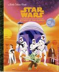 Star Wars Attack of the Clones HC (2015 A Little Golden Book) 1-1ST