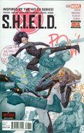 SHIELD (2014 Marvel) 4th Series 8