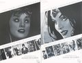 Women of the DC Universe Cover Portfolio Featuring Adam Hughes (2007 DC Comics) 1