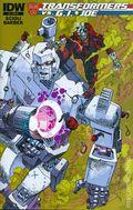 Transformers vs. G.I. Joe (2014 IDW) 8RI