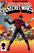 Secret Wars (2015 3rd Series) 1HEROES