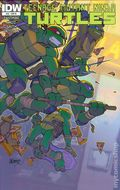 Teenage Mutant Ninja Turtles (2011 IDW) 48RI