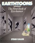 Earthtoons: The First Book of Eco-Humor TPB (1992 Warner Books) 1-1ST