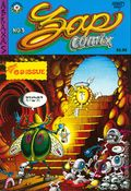 Zap Comix (1968 Apex Novelties) #3, 7th Printing