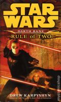 Star Wars Darth Bane Rule of Two PB (2008 Del Rey Novel) 1-1ST