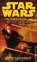 Star Wars Darth Bane Rule of Two PB (2008 Del Rey Novel) 1-REP