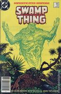 Swamp Thing (1982 2nd Series) Canadian Price Variant 37