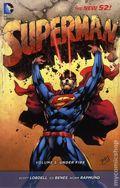Superman TPB (2013-2015 DC Comics The New 52) 5-1ST
