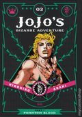 JoJo's Bizarre Adventure Phantom Blood HC (2015 Viz) Part 1 3-1ST