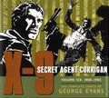 X-9 Secret Agent Corrigan HC (2010 IDW) 6-1ST