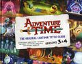 Adventure Time The Original Cartoon Title Cards HC (2014 Titan Books) 2-1ST