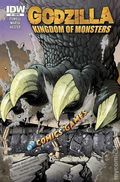 Godzilla Kingdom of Monsters (2011 IDW) 1RE.DOUBLE