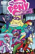 My Little Pony Friendship Is Magic (2012 IDW) 30FOURCOLOR