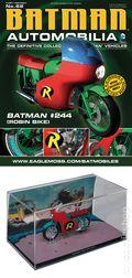 Batman Automobilia: The Definitive Collection of Batman Vehicles (2013- Eaglemoss) Figurine and Magazine #62