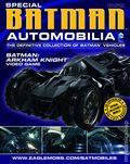 Batman Automobilia: The Definitive Collection of Batman Vehicles (2013- Eaglemoss) Figurine and Magazine SPECIAL#03