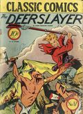 Classics Illustrated 017 The Deerslayer (1944) 1