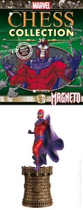 Marvel Chess Collection (2014- Eaglemoss) Figure and Magazine #039