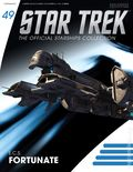 Star Trek The Official Starship Collection (2013 Eaglemoss) Magazine and Figure #049