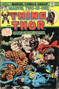 Marvel Two-in-One (1974 1st Series) Mark Jewelers 9MJ