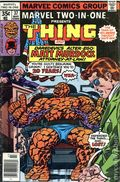 Marvel Two-in-One (1974 1st Series) Mark Jewelers 37MJ