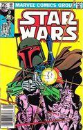 Star Wars (1977 Marvel) Canadian Price Variant 68