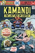 Kamandi (1972) Mark Jewelers 37MJ