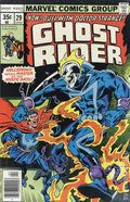 Ghost Rider (1973 1st Series) Mark Jewelers 29MJ