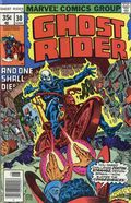 Ghost Rider (1973 1st Series) Mark Jewelers 30MJ