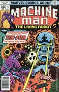 Machine Man (1978 1st Series) Mark Jewelers 3MJ