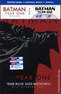 Batman Year One HC (2015 DC) Book and DVD Set SET#1
