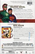 Justice League Origin HC (2015 DC) Book and DVD Set SET#1
