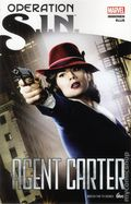 Operation SIN: Agent Carter TPB (2015 Marvel) 1-1ST