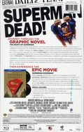 Superman The Death of Superman HC (2015 DC) Book and DVD Set SET SET#1