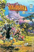 Rough Raiders Annual (1988) 1