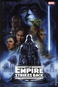 Star Wars Episode V The Empire Strikes Back HC (2015 Marvel) 1-1ST