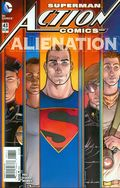 Action Comics (2011 2nd Series) 43A